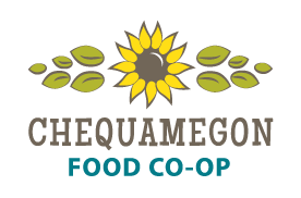 Chequamegon Food Co-op logo