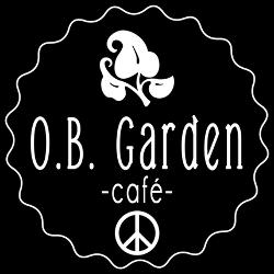 O.B. Garden Cafe logo