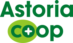 Astoria Co+op logo