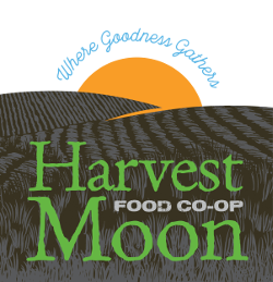 Harvest Moon Food Co-op logo