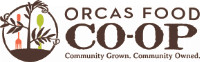 Orcas Food Co-op logo