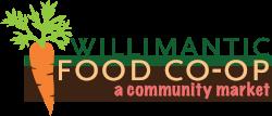 Willimantic Food Co-op logo