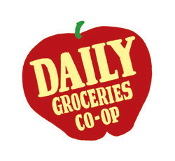 Daily Groceries Co-op logo
