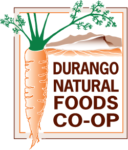 Durango Natural Foods Co-op logo