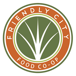 Friendly City Food Co-op logo