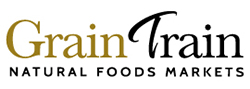 Grain Train Natural Foods Market logo