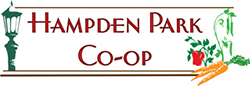 Hampden Park Co-op logo