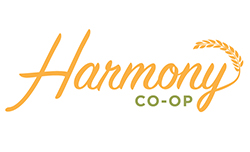 Harmony Natural Foods Co-op logo