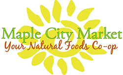 Maple City Market logo