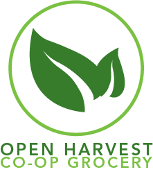 Open Harvest Cooperative Grocery logo