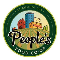 People's Food Co-op - LaCrosse & Rochester logo