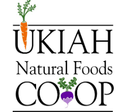 Ukiah Natural Foods Co-op logo