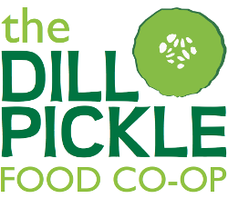 Dill Pickle Food Co-op logo