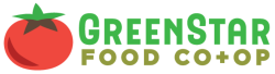 GreenStar Food Co+op logo