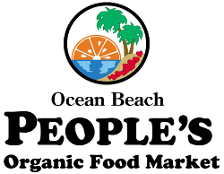 Ocean Beach People's Organic Food Co-op logo
