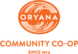 Oryana Community Food Co-op logo
