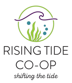 Rising Tide Co-op logo