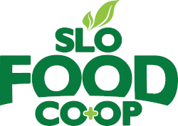 SLO Food Co-op logo