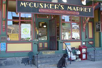 Franklin Community Co-op (McCusker's Market)