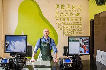 Roanoke Natural Foods Co-op (Market Square)