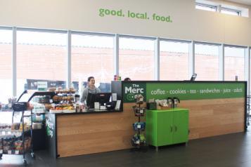The Merc Co+op Cafe